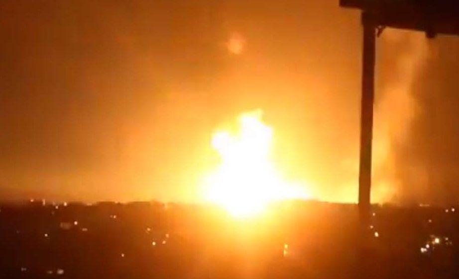 Fuerza Aérea de Israel está destruyendo objetivos terroristas en Gaza