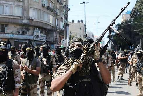Foto de archivo: Jihad Islámico Palestino (Foto: Reuters)