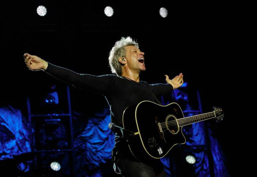 Bon Jovi regresará a Israel en julio como parte de una gira europea