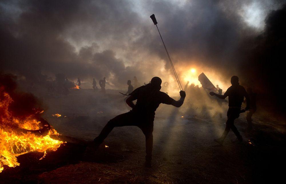 """Líder de Hamas: """"No detendremos las marchas en Gaza por combustible diesel ni dólares"""""""