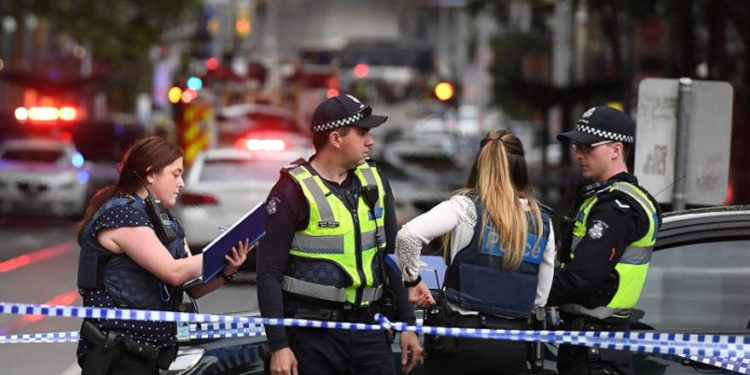 Estado Islámico se responsabiliza por el ataque de apuñalamiento mortal en Melbourne