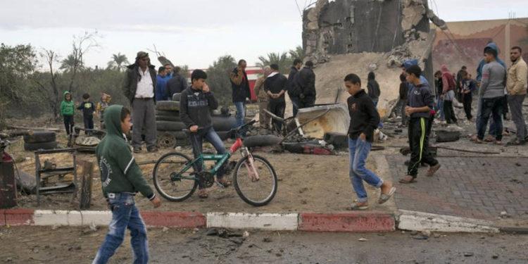 """Hamas dice que sus fuerzas convirtieron en una """"burla global"""" a Israel"""