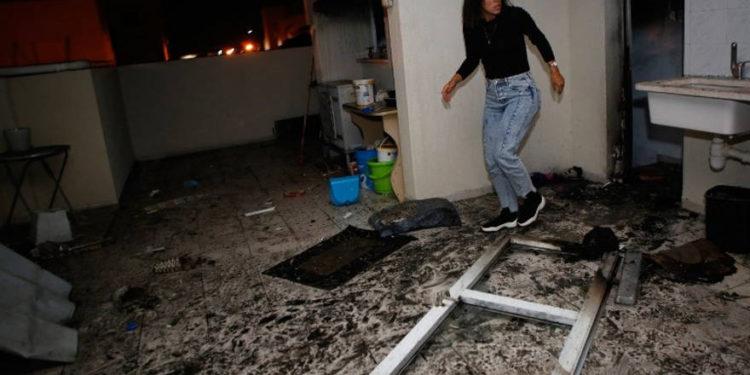 Escuelas del sur cancelan clases en medio de un ataque con cohetes sin precedentes
