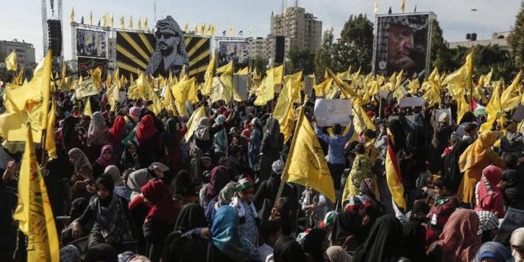 """Disidentes de Fatah se reúnen en Gaza y piden la """"unidad entre las facciones palestinas"""""""