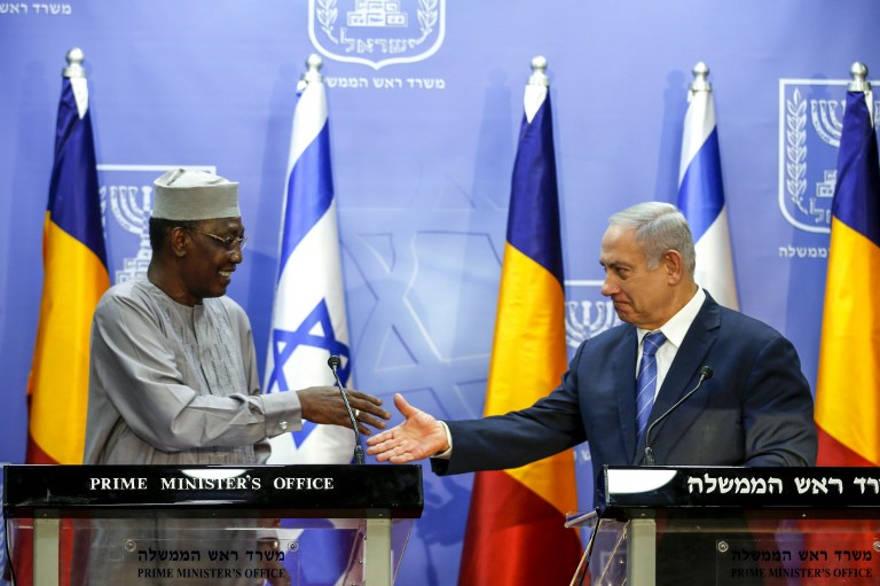 Netanyahu se dirigirá a Chad el domingo para renovar relaciones diplomáticas
