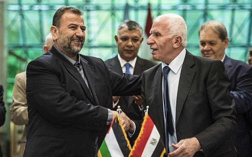 """Informe: Hamas acepta ceder el control de Gaza a la Autoridad Palestina y exige un """"gobierno de unidad"""""""
