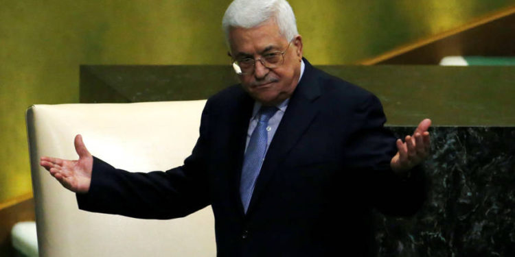 Alto el fuego entre Israel y Hamas empuja a Abbas hacia la irrelevancia