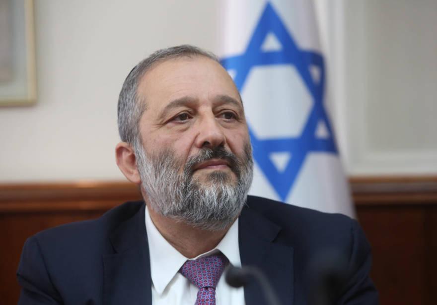 Ministro del Interior israelí prohíbe a alto agente de Hamas salir del país