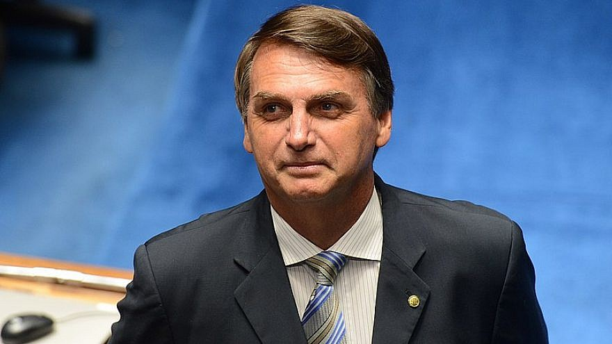 Bolsonaro dice que no cederá ante la presión árabe y trasladará la embajada de Brasil a Jerusalem | Noticias de Israel