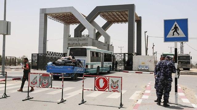 Los cruces fronterizos de Gaza (Foto: AFP)