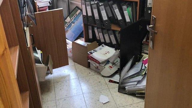 Documentos confiscados