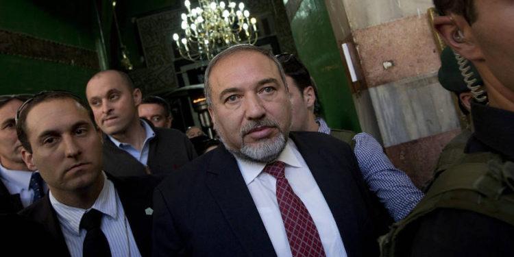 Liberman anuncia planes para la construcción un nuevo edificio de apartamentos en Hebrón
