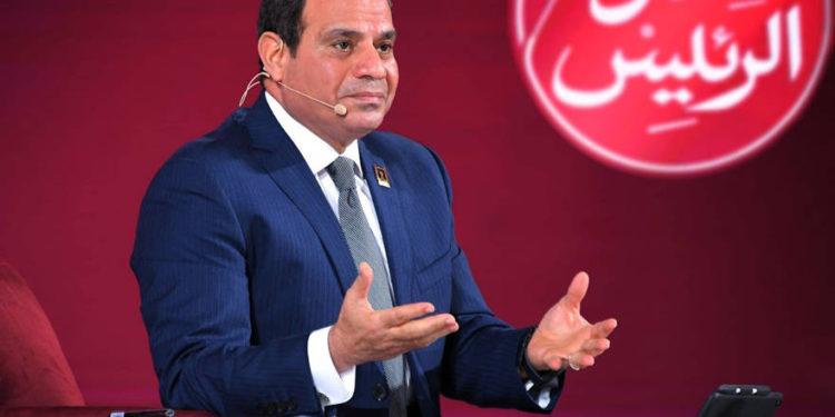 """Presidente de Egipto dice el tratado de paz con Israel es """"estable y permanente"""""""
