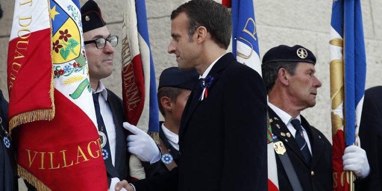Macron elogia a general de la Primera Guerra Mundial que posteriormente colaboró con nazis