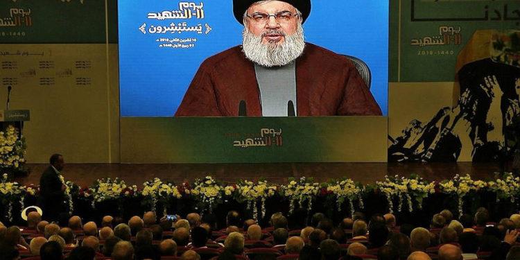 """Nasrallah advierte sobre una """"respuesta definitiva"""" a cualquier ataque de Israel en el Líbano"""