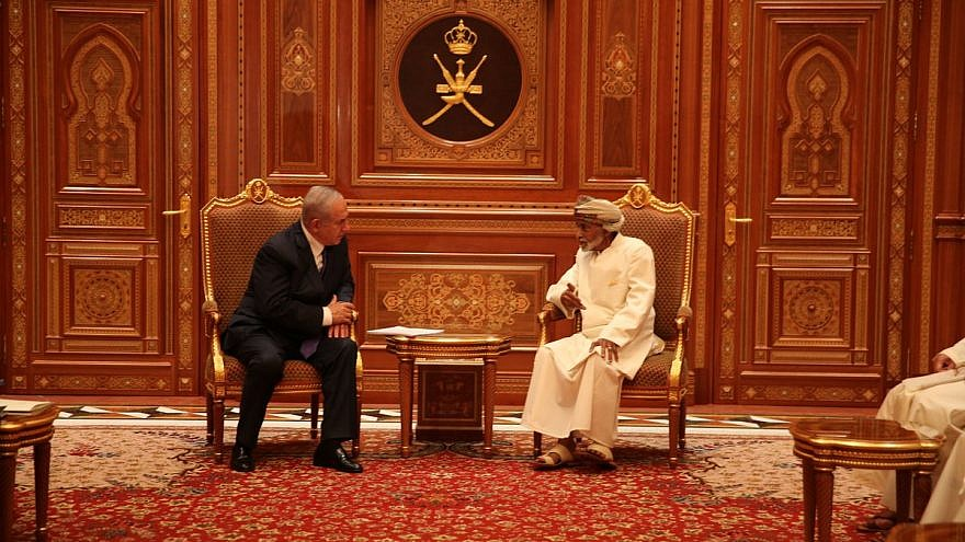 Al igual que muchos países emergentes, Omán ve a Israel como un socio en el desarrollo económico