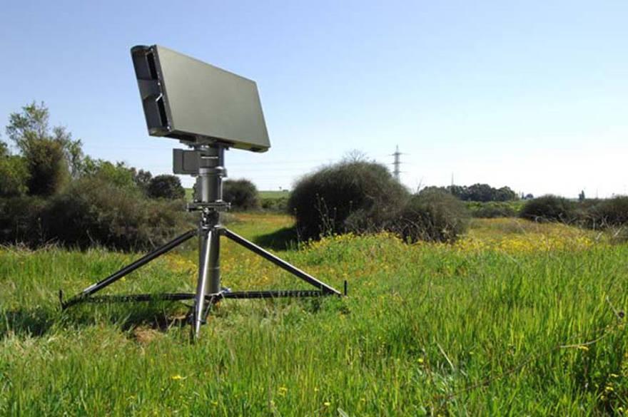 IAI presenta sistema de protección contra drones de última generación