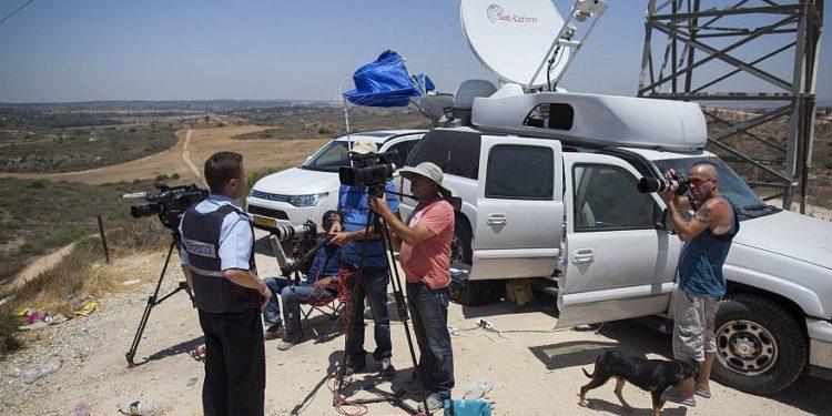 """Grupos de vigilancia denuncian el """"sesgo mediático"""" hacia Israel durante el último ataque de Gaza"""