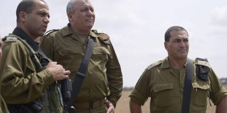 Netanyahu entrevista a dos candidatos para jefe adjunto de personal de las FDI