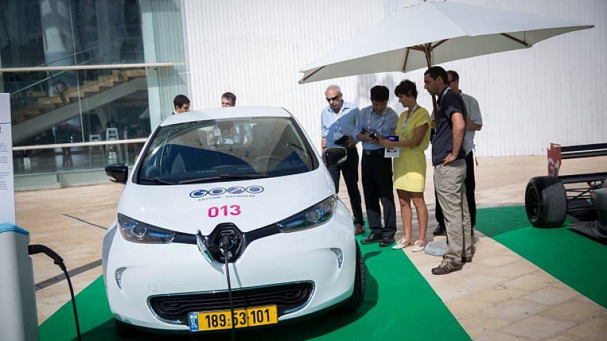 Automóviles de conducción autónoma llegarán a Israel el 2019