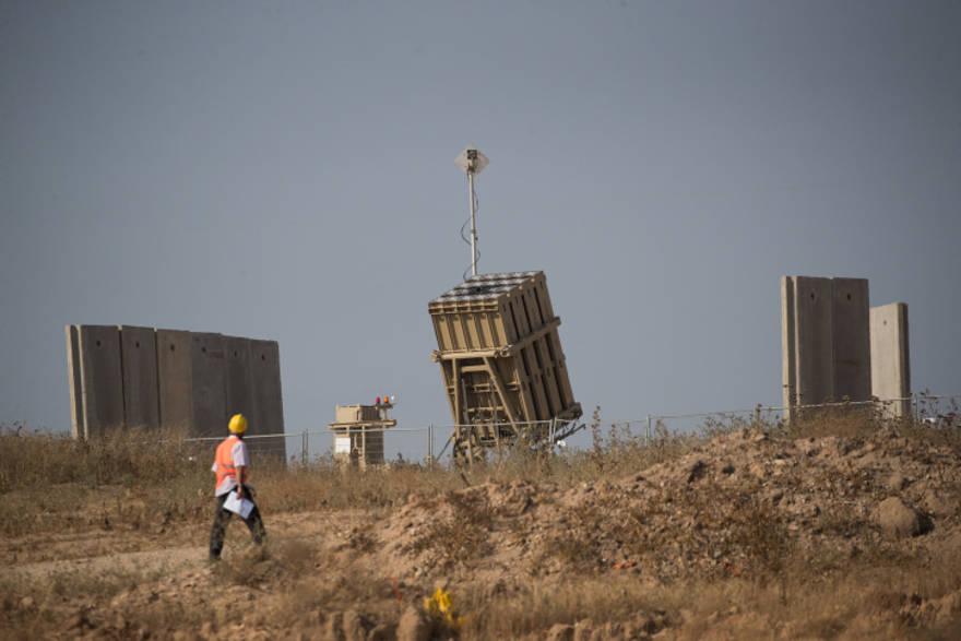 FDI envía más baterías de Cúpula de Hierro y refuerzos al sur de Israel
