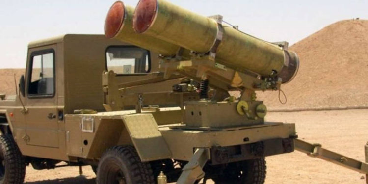 Nuevo cohete de Irán introducido ilegalmente en Gaza podría amenazar las defensas de Israel