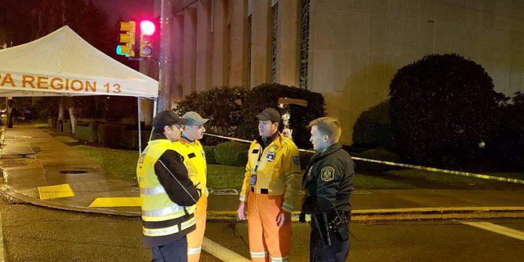 Varias sinagogas de Estados Unidos fueron vandalizadas tras la masacre mortal en Pittsburgh