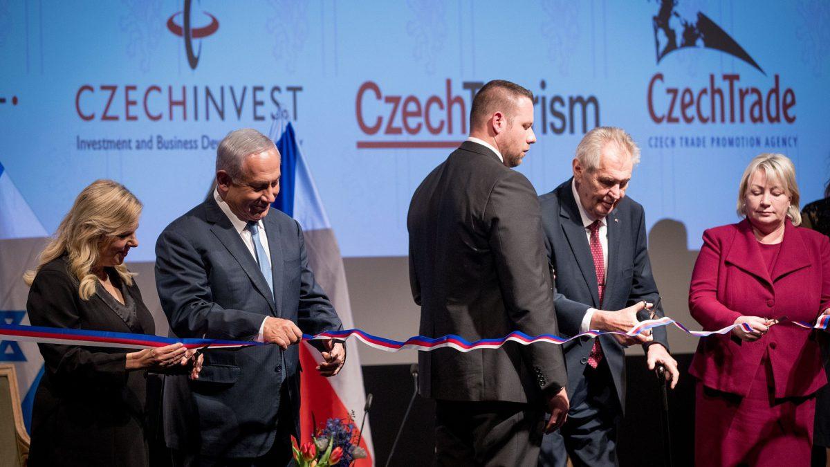 "La Casa Checa, celebrada como ""primer paso"" al traslado de la embajada a Jerusalem"