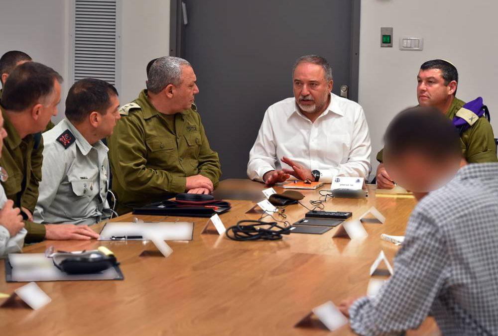 Posibilidad de guerra entre Israel y Hamas en Gaza