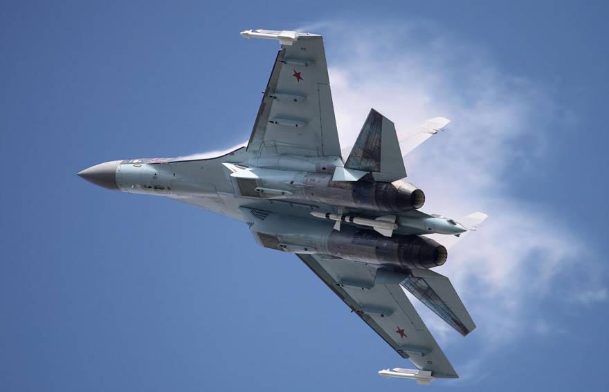El caza ruso SU-35: ¿el mejor combatiente aéreo del mundo?