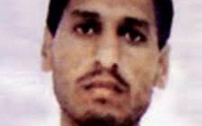 El comandante del ala militar de Hamás, Muhammad Deif (cortesía)