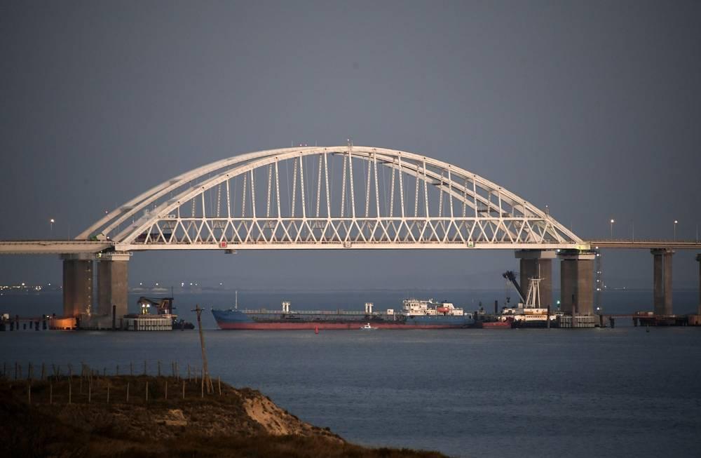 Ucrania dice que Rusia disparó contra barcos de Crimea e incautó 3 buques
