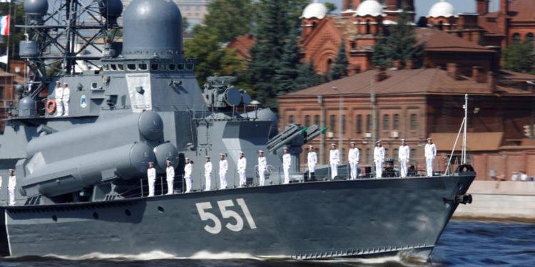 ¿Por qué la armada rusa podría estar en serios problemas?