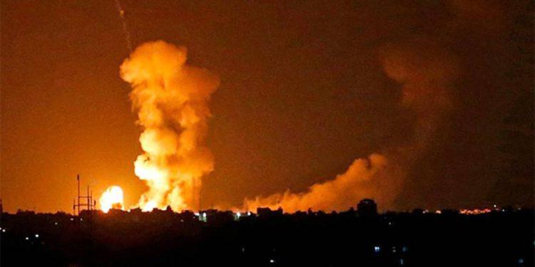 Alertas de cohetes en el sur de Israel, miles se desplazan a refugios antibombas