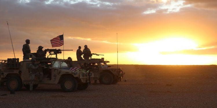 Irán entrena escuadrones para aterrorizar a las fuerzas estadounidenses en Siria