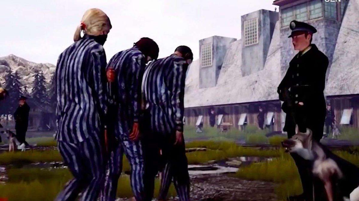 Desarrolladores de Ucrania obligados a desechar videojuego con el tema de Auschwitz después de protestas