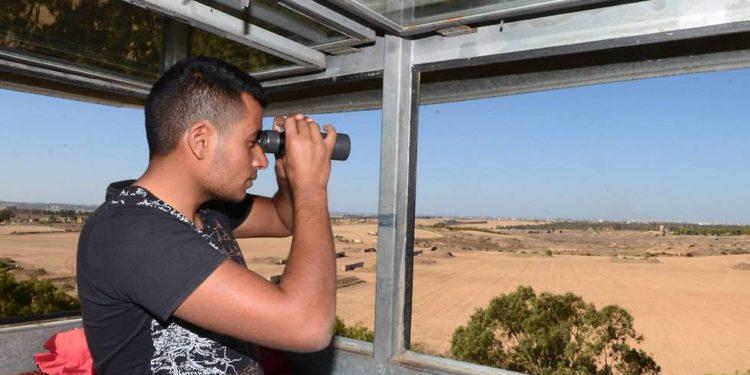 El héroe sigiloso de la lucha contra el terrorismo incendiario de Gaza