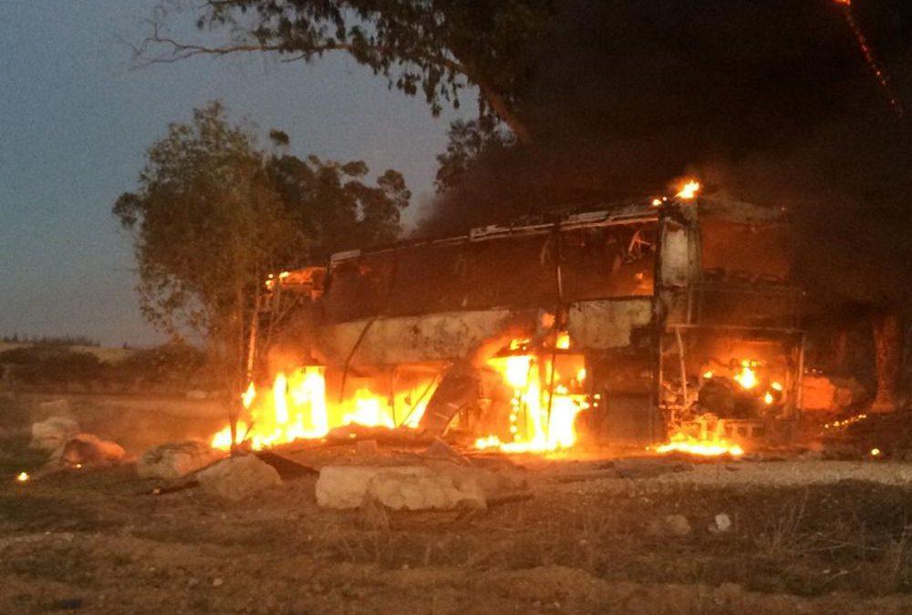 Terroristas de Gaza amenazan con ampliar la gama de ataques si persiste respuesta israelí