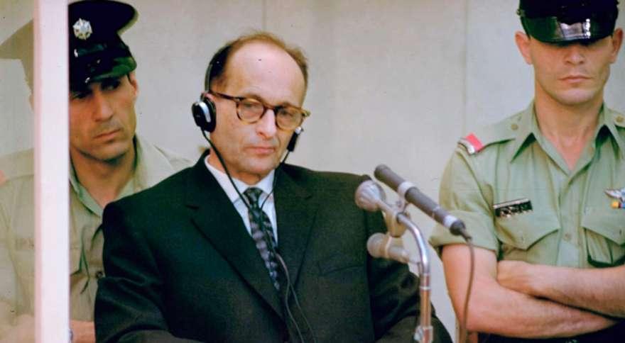 Cómo el Mossad logró capturar al criminal de guerra nazi Adolf Eichmann