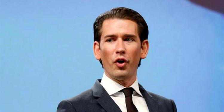 Canciller de Austria: Estamos totalmente comprometidos con la seguridad de Israel