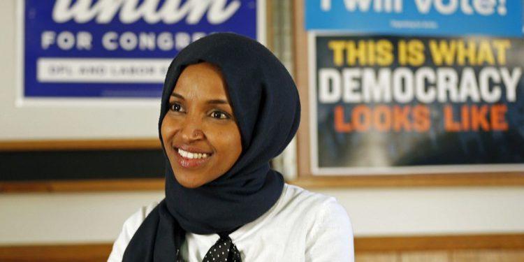 """Ilhan Omar elegida para la Cámara de Representantes: """"apoyo al BDS"""""""