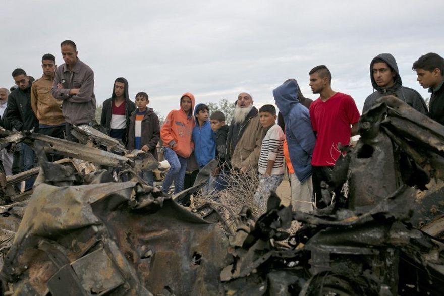 FDI elogia la extracción heroica de las tropas de Gaza