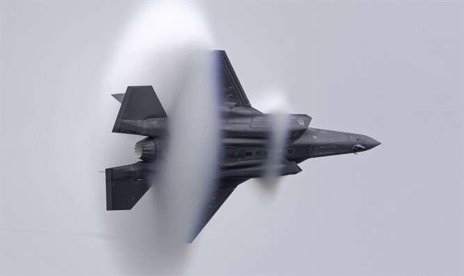 """El F-35 """"Adir"""" de Israel llevó la aviación militar a niveles """"impresionantes"""" 1"""