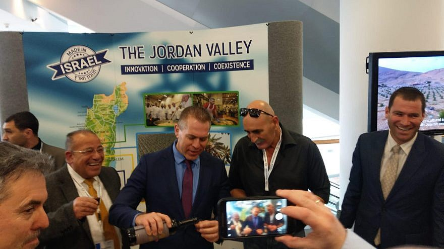 Contrario al BDS, israelíes y palestinos trabajan juntos en el Valle del Jordán