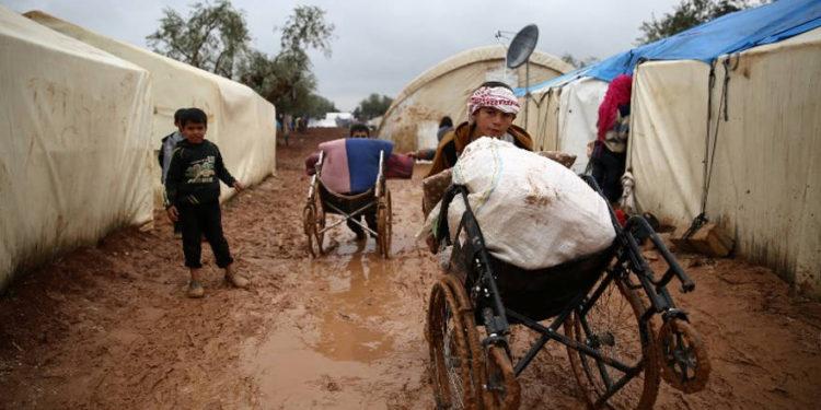 Rusia y China emiten veto en la ONU para bloquear la ayuda transfronteriza a Siria