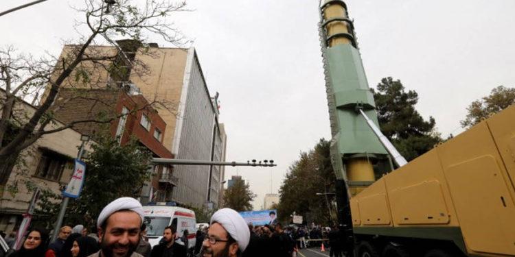 Pompeo: Irán probó misil con capacidad nuclear que puede impactar en cualquier lugar del Medio Oriente