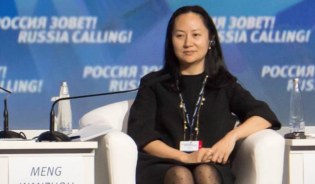 Meng Wanzhou fue detenida cuando hacía una escala en Canadá (Reuters)