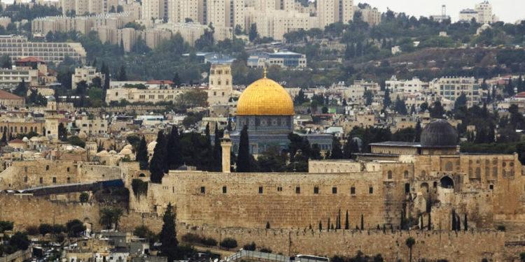 148 naciones de la ONU rechazan los vínculos judíos con Jerusalem y el Monte del Templo