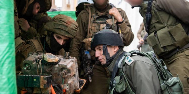 FDI descubre el tercer túnel terrorista de Hezbolá