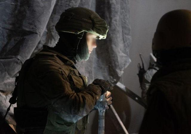 Quinto túnel de Hezbollah localizado y destruido por las FDI. (Crédito de la foto: Unidad del Portavoz de las FDI).